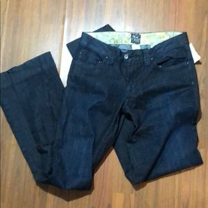 Denim - Boot cut jeans